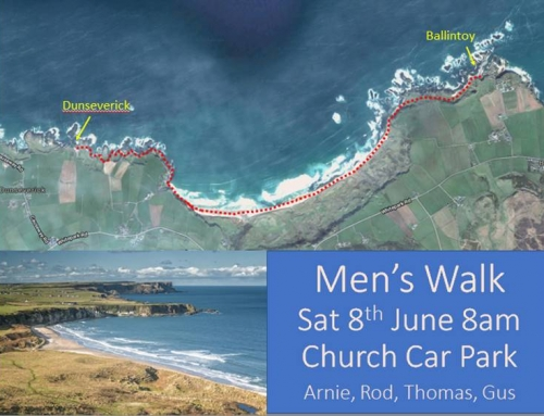 Mens Fellowship – Summer Walk